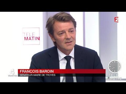 Les 4 vérités - François Baroin - 2015/09/17