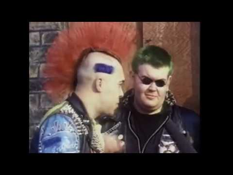 The Exploited - Punk Documentary [ Great footage ]
