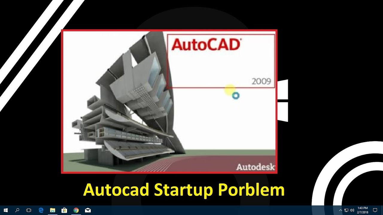 How to fix Autocad Not Opening Problem in Windows 10