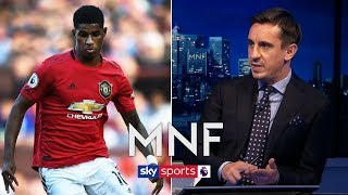 Do Man Utd need to buy more experienced players? | Gary Neville on Utd's season expectations | MNF