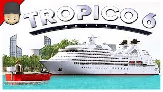 Tropico 6 - Ep.03 : THE FIRST ELECTION! (Tropico 6 Gameplay)