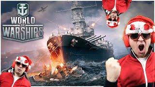 Christmas War! (World Of Warships # 4)