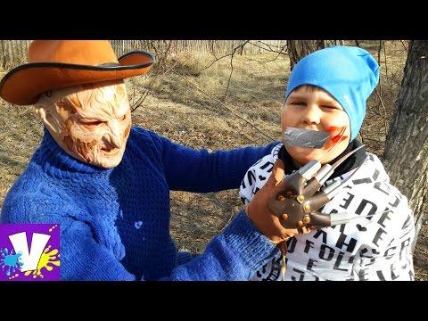 HALLOWEEN #2 Что произошло в ХЕЛУИН? Фреди приследует меня в Хэллоуин.Что делать? видео про хелуин