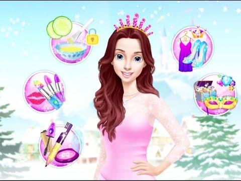 Princess Gloria Makeup Salon -Fun Makeup Games