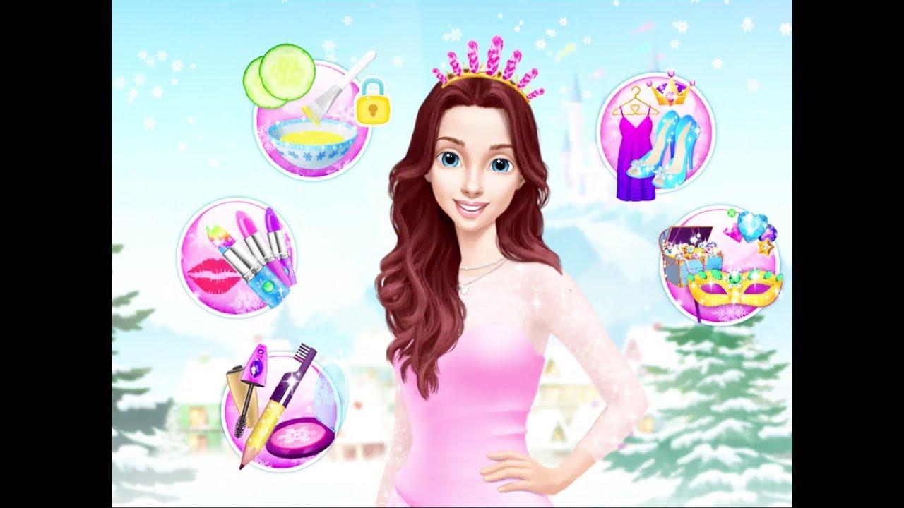 Princess Gloria Makeup Salon -Fun Makeup Games | Salon và các thông tin mới nhất