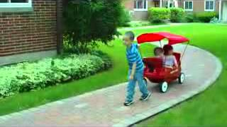 Amazing Radio Flyer Pack & Go Canopy Wagon Review