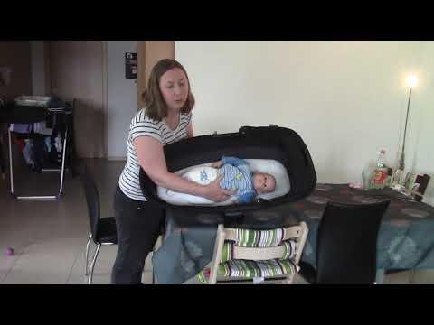 Reportage Nacelle Pliable Bébé Confort