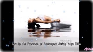 i Rest Yoga Nidra Developed by Richard Miller Ph.D.