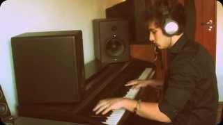 Cosmin Mihalache - Antonia feat. Puya - Hurricane (Piano Cover)