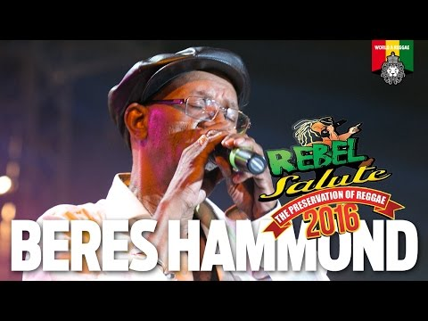 Beres Hammond Live at Rebel Salute 2016