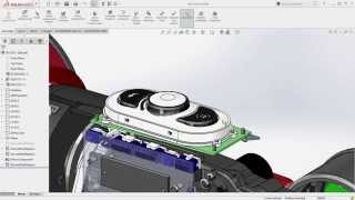 SOLIDWORKS 2016: Animate Assembly Motion