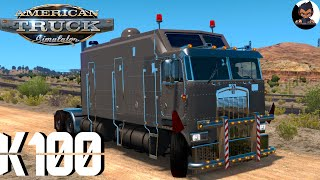 Kenworth K100 | Mod Preview | American Truck Simulation