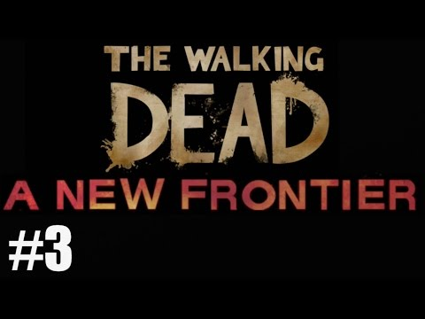 THE WALKING DEAD SEASON 3: A New Frontier Gameplay Walkthough Episode 3
