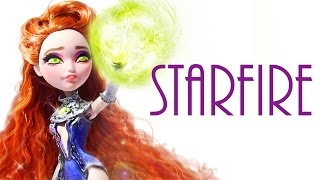 How to make a Starfire Doll