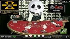 Live Black Jack ist Betrug und manipuliert | Beweis vom online Casino