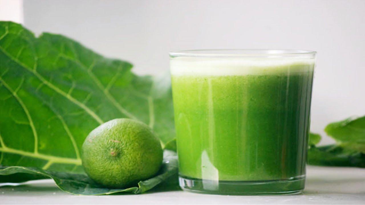 Resultado de imagem para Suco verde de couve, limão e pepino