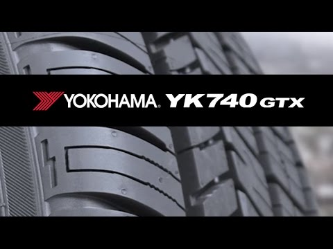 Yokohama Yk740 Gtx Discount Tire Youtube