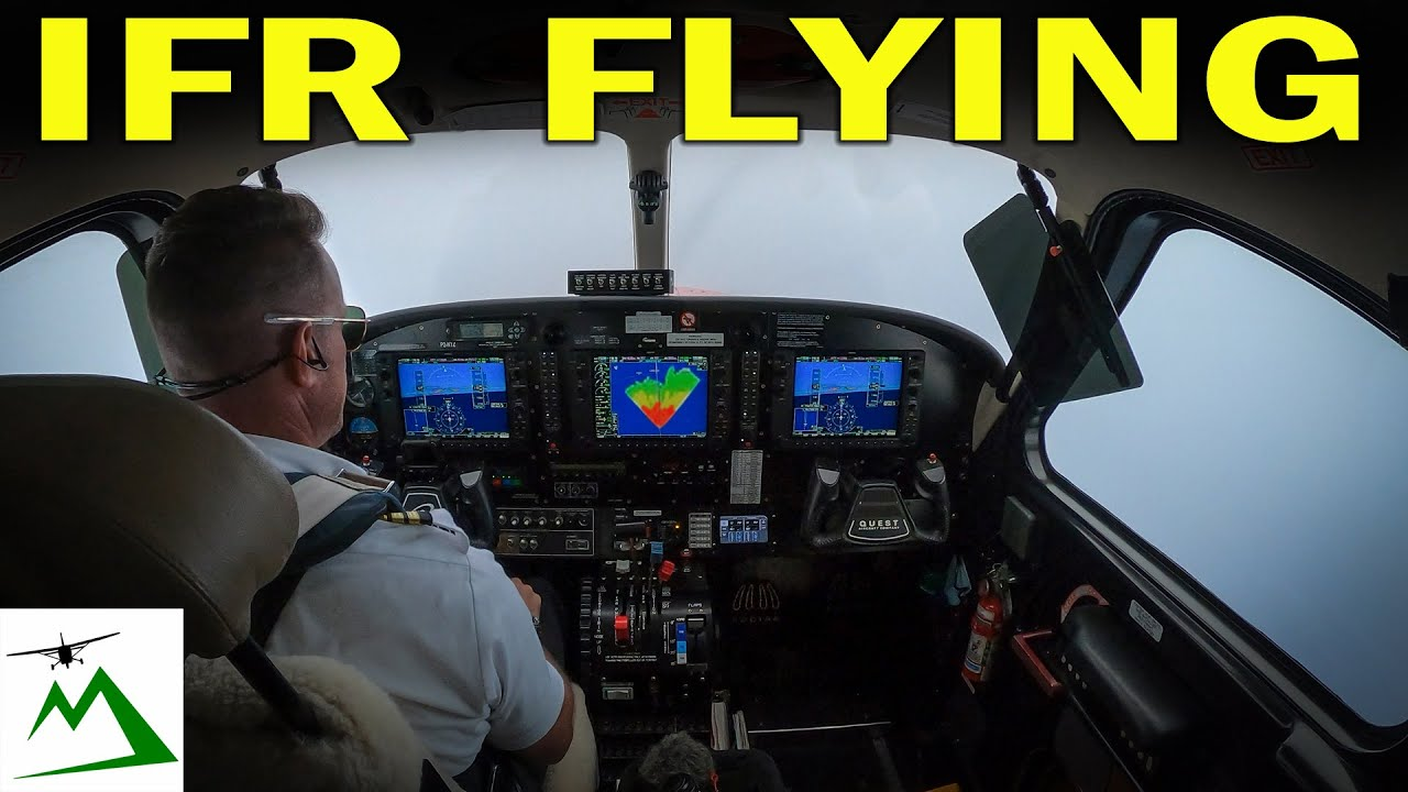 5 reasons IFR Flying is the Most Stressful in Papua New Guinea