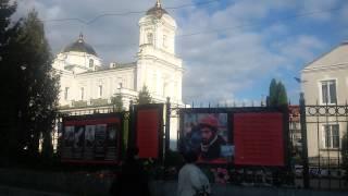 г.Луцк,Театральная площадь,часть 1 (Lutsk,Ukraine,Theatre Square, Part 1)(, 2015-05-12T13:57:12.000Z)