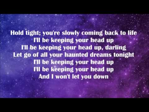 Birdy Keeping Your Head Up Lyrics Youtube