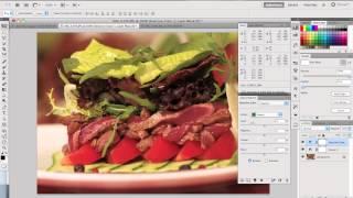 Урок Adobe Photoshop КА ШАГ. Тема: Цветовая коррекция Selective Color