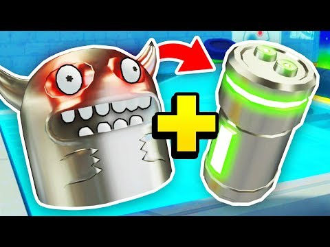 MAKE A ROBOT IN RICK AND MORTY VR? (Rick and Morty: Virtual Rick-ality VR HTC Vive Funny Gameplay)