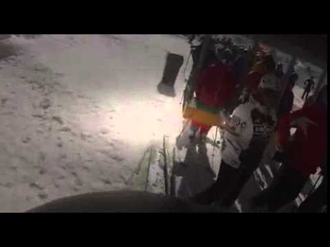 Skiing on the Alps With a GoPro - Not the typical GoPro Video