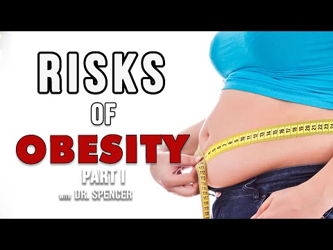 Introduction - The Risks of Obesity - PART 1