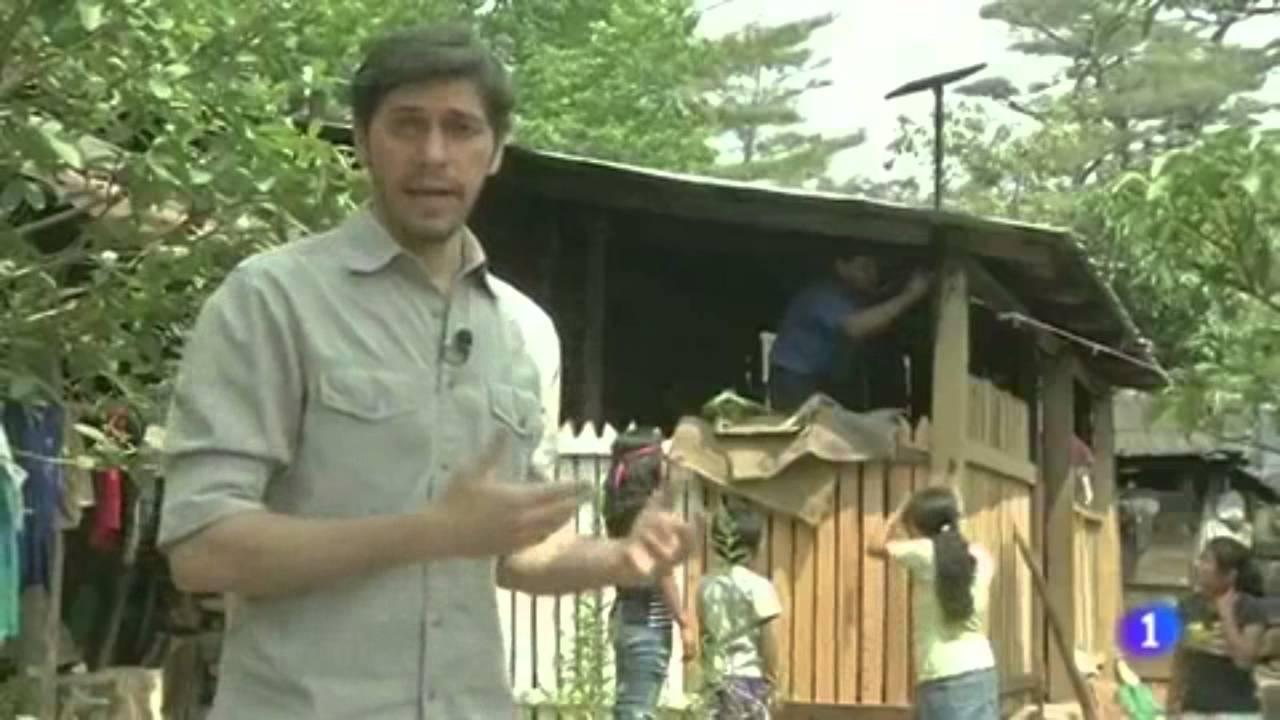 """TVE muestra el proyecto """"Luz en casa"""" de ACCIONA"""