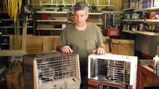 Advantages of a Kerosene Heater