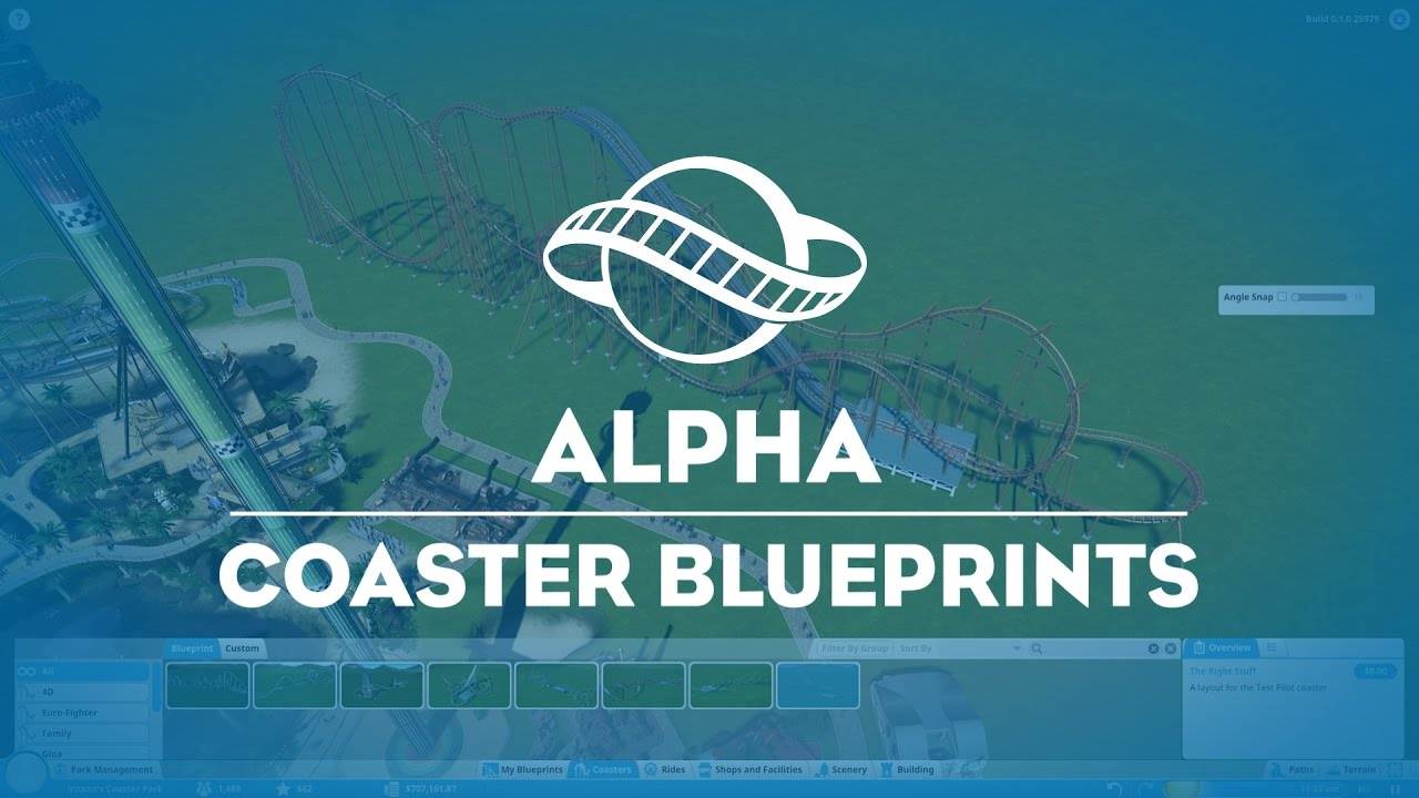 Planet coaster gamescom 2016 coaster blueprints youtube planet coaster gamescom 2016 coaster blueprints malvernweather