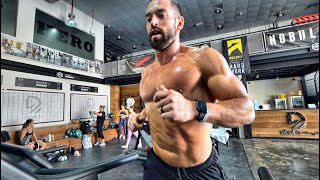 Engine Building CrossFit® Workout with Rich Froning