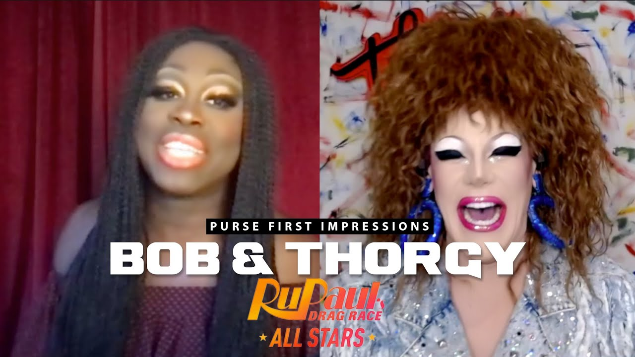 Download Bob The Drag Queen & Thorgy Thor | Purse First Impressions | RPDR All-Stars 6 EP1+2
