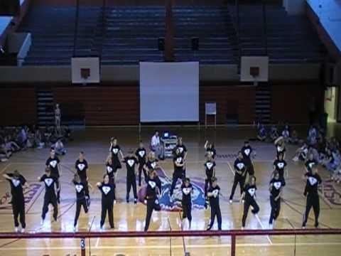 R J Baskett middle school hip hop (get loose)