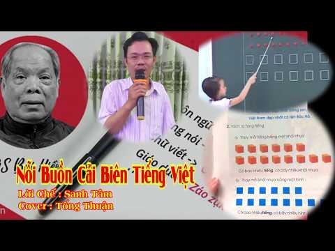 Nhạc Chế : Nỗi Buồn Tiếng Việt   Nghe Đau Lòng Quá - Tống Thuận