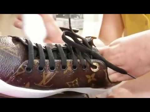 cleaning designer shoes|gucci lv chanel|diy|no pro|tagalog