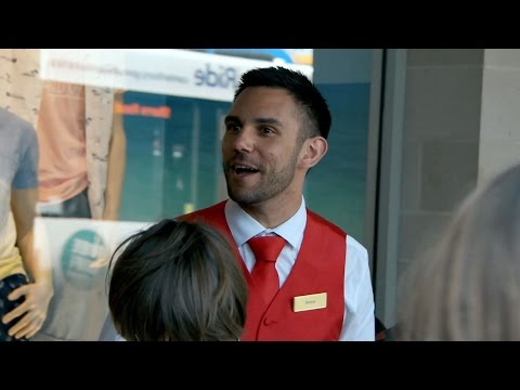 Sanjay gets lost - The Apprentice 2014: Series 10 Episode 5 Preview - BBC One