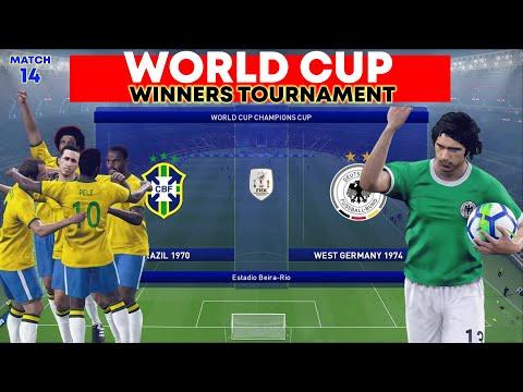 Brazil 1970 vs
