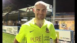 Gary Jones talks about Southport 1 Guiseley 1 & his time at Bradford City