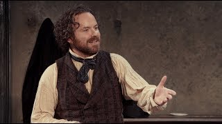 National Theatre Live: Young Marx | Trailer