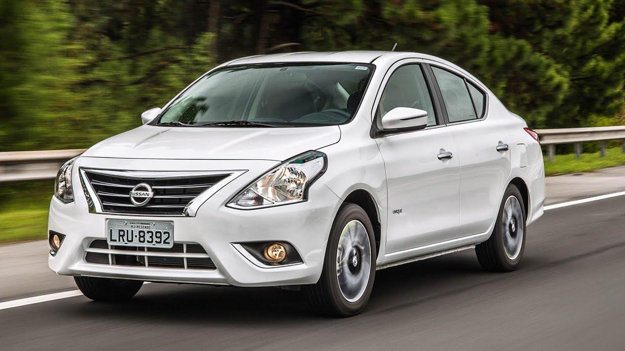 Nissan Versa - 5º carro mais vendido da América Latina