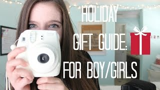 Holiday Gift Guide: For Guys and Girls! Thumbnail