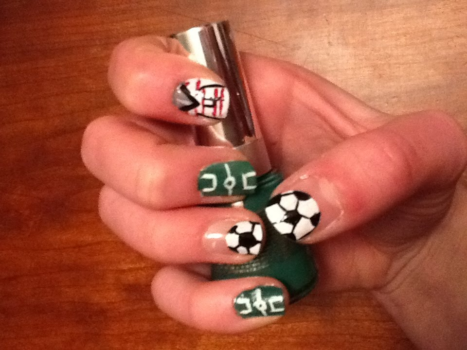 - Soccer Nails - YouTube