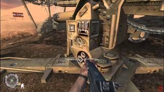 Call of Duty 2 playthrough part 10 Operation Supercharge [HD]