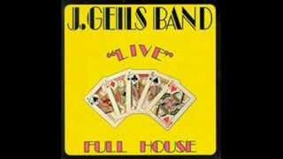 The J. Geils Band- Full House  -  Pack Fair And Square