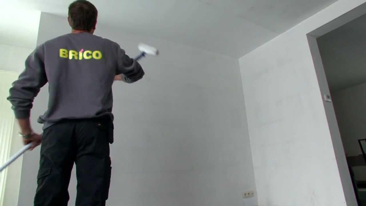 Een plafond verven   stap voor stap uitgelegd   doe het zelf   youtube