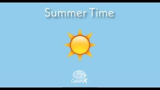 Collective Xe - Summer Time (Lyric Video)