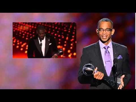 ESPYS 2015 - LeBron James Wins Best Champion Performance - 2015 ESPN Awards (7-15-15)