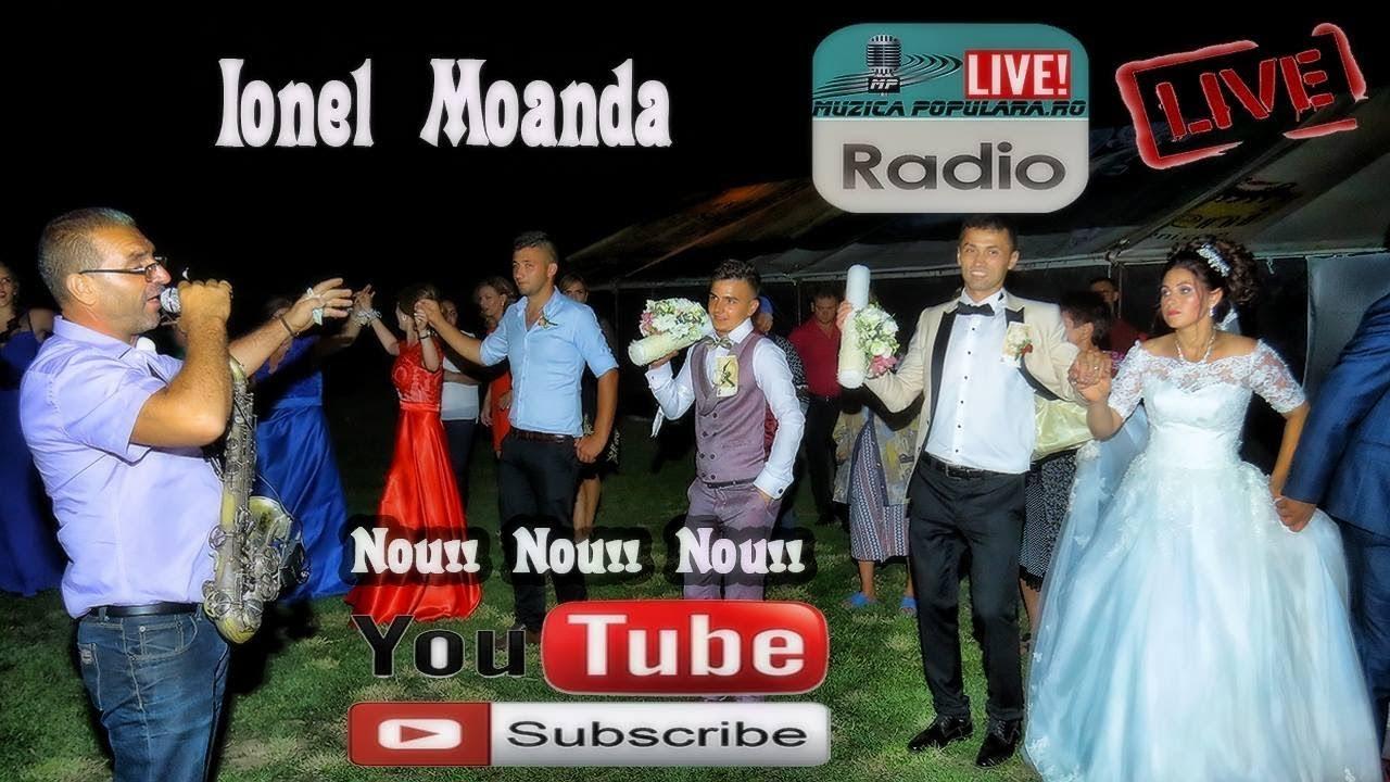 Ion Moanda Super Colaj De Muzica De Petrecere Nunta Risipiti Fam