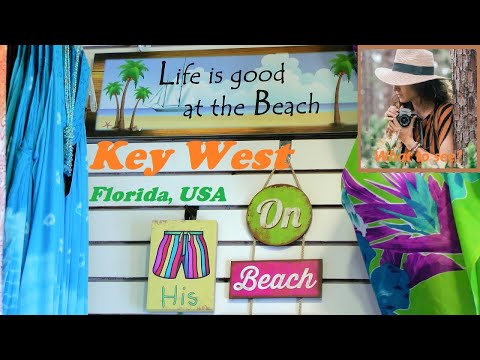 WHAT TO SEE in Key West, Florida, USA